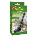 Coghlans mini shovel with axe ,
