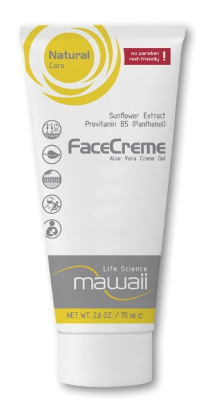 Mawaii Facecreme Gel, 75 ml