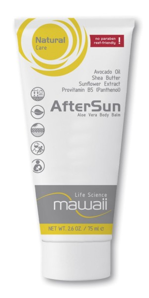 Mawaii After Sun Body Balm, 75 ml