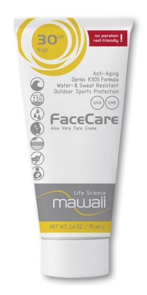 Mawaii FaceCare, 75 ml, SPF 30