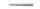BasicNature Stahlblechhering, halbrund, 18 cm, 6 Stück, Blisterpack