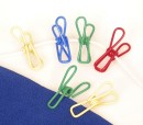 Relags metal clothes clips , 12 pieces