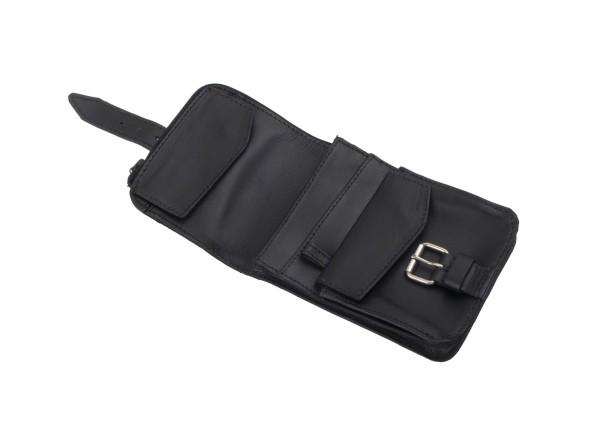 BasicNature Gürteltasche Belt Safe, schwarz