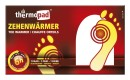 Thermopad disposable toe warmer , 2 pieces