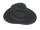 Hut Crushable, S (54/55), schwarz