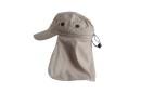 Basic Nature Legionnaire cap with flap , S