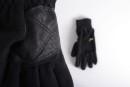 F Handschuhe Waterproof, M, schwarz