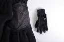 F Handschuhe Waterproof, L, schwarz