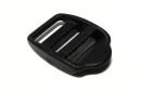 FASTEX - Schnalle für 20 mm Gurtband, schwarz