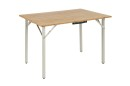 Outwell table bamboo Kamloops ,
