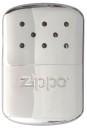 Zippo hand warmer Benzin  , chrome