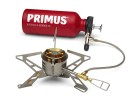 Primus stove OmniFuel , with fuel bottle