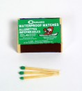 Coghlans waterproof matches , 10 boxes