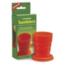 Coghlans collapsible tumblers , 2 pieces