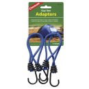 Coghlans guy line adapter , 4 pieces with hook