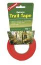 Coghlans Trail Tape , orange, 150 ft.